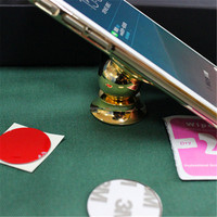 Rotatable Magnetic Holder For cell Mobile phone GPS Tablet PC Smart Bracket samples free shiping