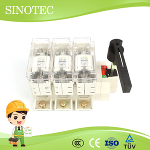 Combination switch & receptacle installation china supplier load break isolating