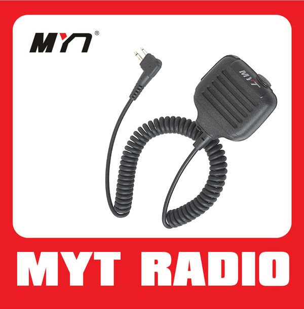 handheld two way radio cb speaker microphone for Motorola walkie talkie MYG-17