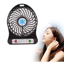 electric stand fan Attractive Portable Mini Battery Operated Desk Cool Cooler high speed Fan with Rechargeable