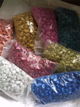 China Clear Glass Bead For Decoration