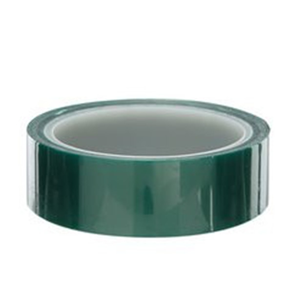 Polyester Film Silicon Adhesive Die Cut Green PET Film Tape