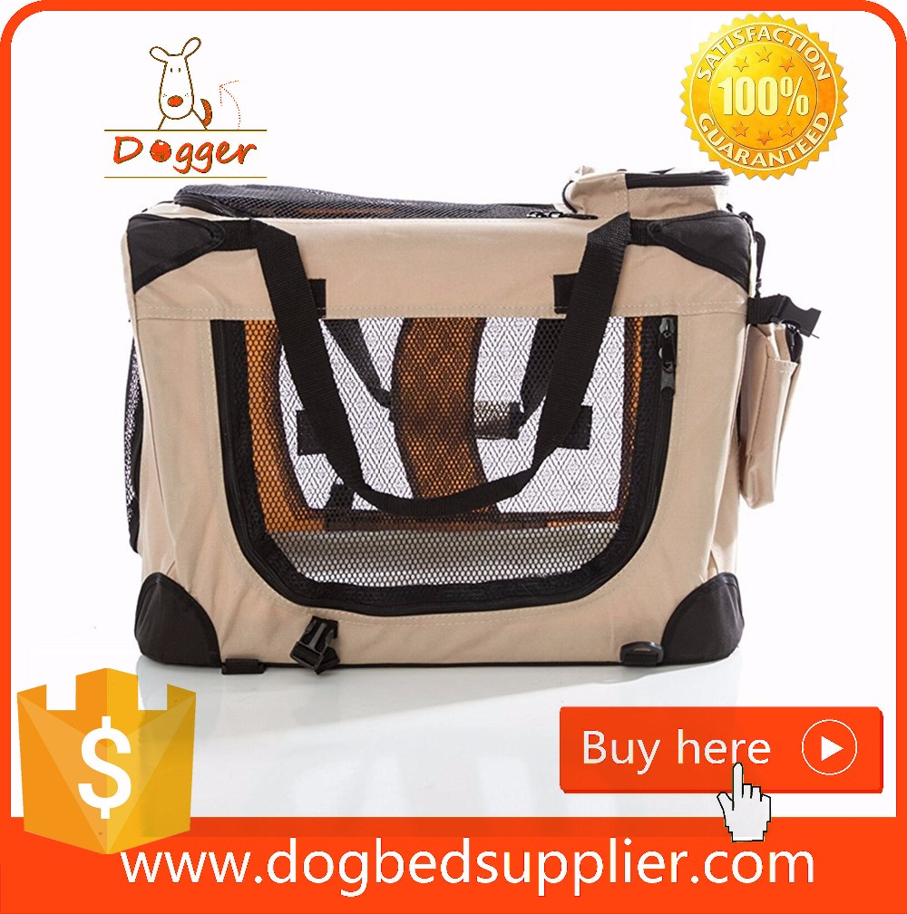 Collapsible Pet Soft Crate Collapsible Dog Soft Crate