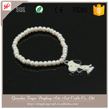 European Charm Beads Bracelet Fashion Pearl Bracelet Wholesale Bracelet For Sale