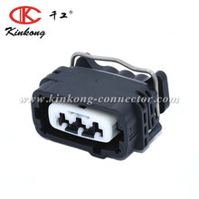 KINKONG China Supplier Female Male Automotive Sealed 3 Pins Mazda Subaru Sensor Connector