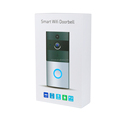 Outside Company Home Doorbell Camera With battery and Rainproof