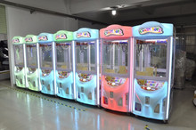 Factory price catcher toy crane claw machine for sale lifting machine kids vending machine