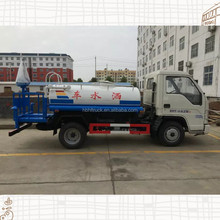 mini water tanker truck/small water truck