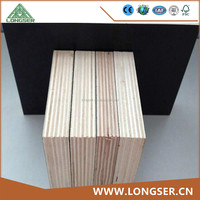 cheap building mater/building material/12mm,15mm.18mm,21mm black film faced plywood with logo
