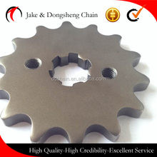 HIGH QUALITY 45 STEEL 40MN 428H/118L-44T/14T150cc motorcycle chain and reverse gear sprocket best bajaj pulsar