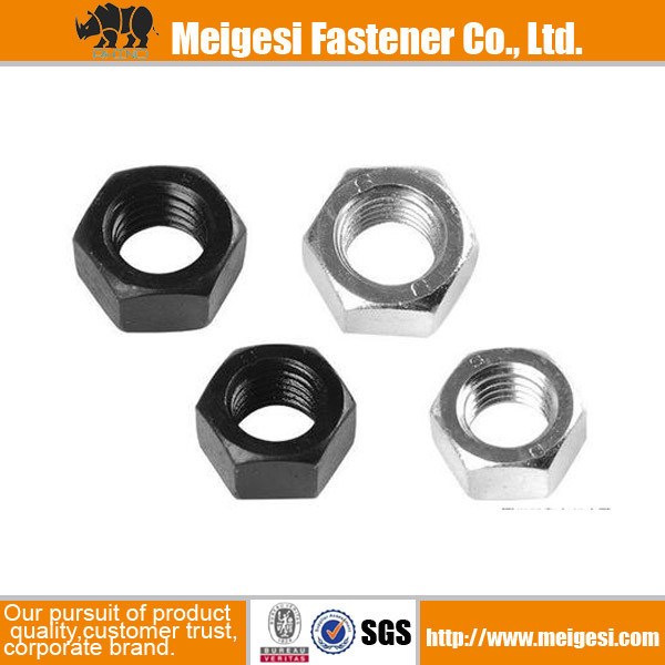 Supply high quality and good price DIN934 standard hex type grade 2 4 6 8 10 union nut
