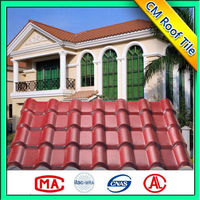 ASA Plastic Roof Shingles/China Supply Pvc Roof Tiles,Roofing Sheets