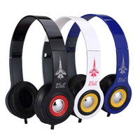 KUSEN Hi-fi style head super bass stereo headphone