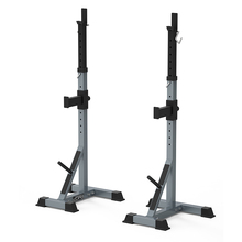 Multifunctional strength training equipment adjustable free press bench/power rack adjust weight