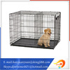 With Active demand Black color carrier foldable pet cage dog house dog cage