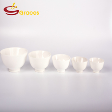 Hot sale 5 inch ceramic kitchen cereal bowls/kitchen cereal bowls/japanese rice bowls