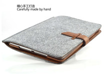 2014 Multi-function with magnet stand case for ipad air