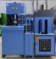 manual preform feeding YW CE Approved Automatic Blowing Moulder Machine for Drink Bottle