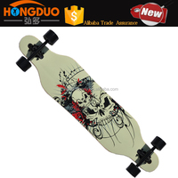 Longboard Skateboard Abec-9 Bearings Long Board Skate Complete