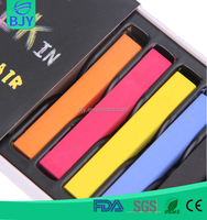 Wholesale New Temporary Portable 4-24 Hair Color Chalk For Dyeing Colorful Hair