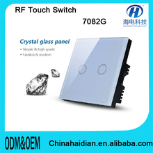 smart automation control for RF smart remote wall switch / RF remote light switch for android and IOS phone / lamp switch