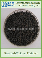Qingdao Bright Moon Seaweed Chitosan Organic Fertilizer Price