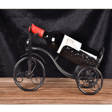bicycle design wholesale red wine rack