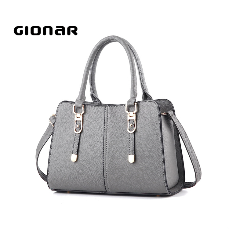 Guangzhou OEM Factory Tote Bag Style And Women Gender Fashion Bag Ladies <strong>Handbag</strong> 2017