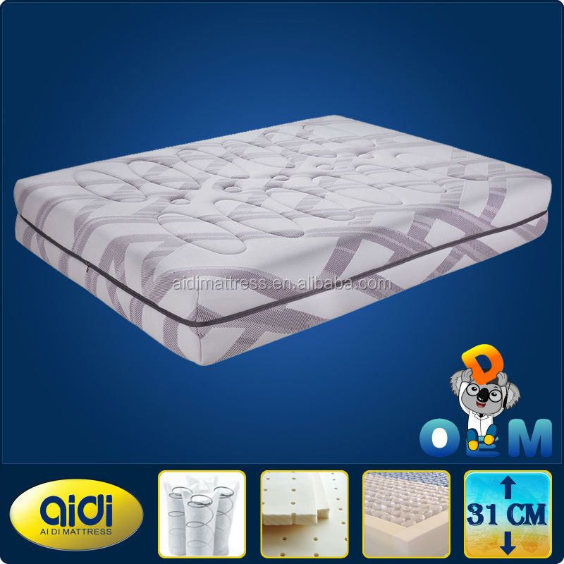 2013 New Style Flexible Clean Zipper Mattress Cover - Jozy Mattress | Jozy.net