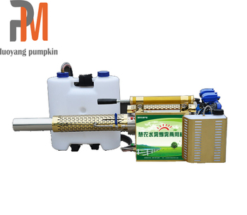 High efficiency pulse sprayer fight drugs agricultural smoke machine fogging machine