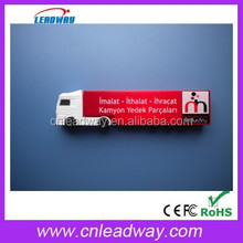 Hottest promotional truck shaped usb flash drive 2014