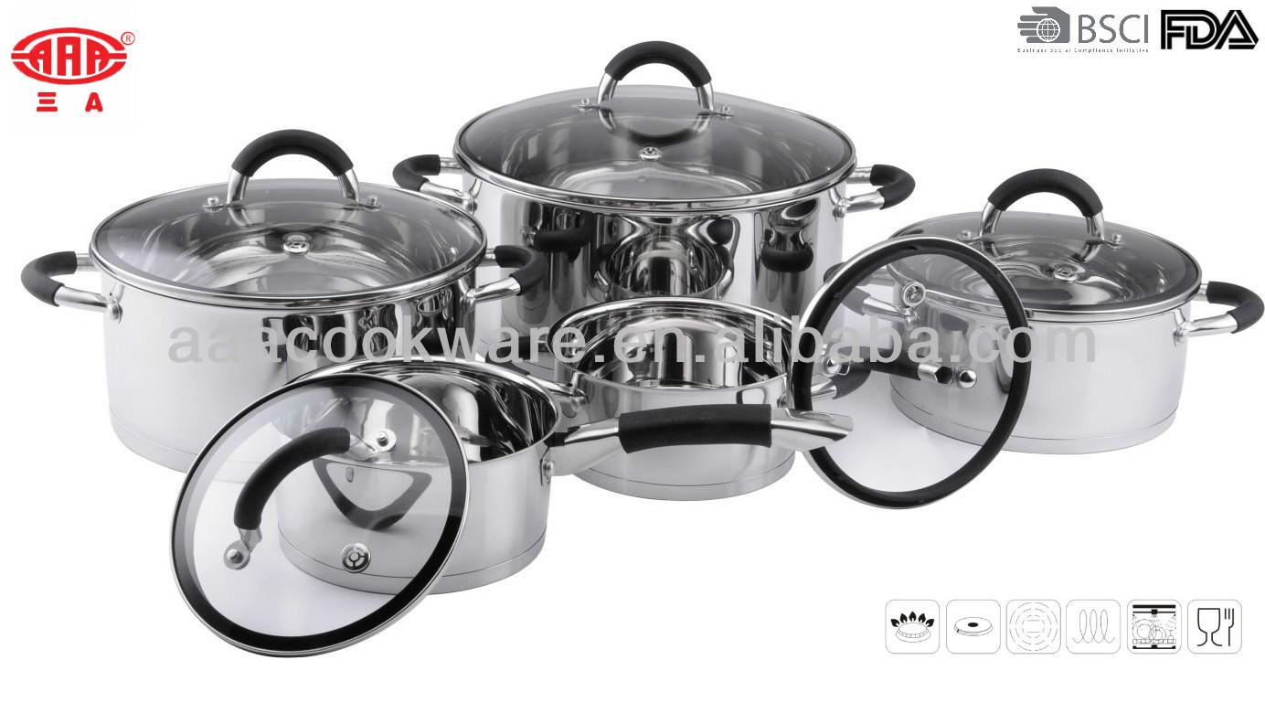 Profesional de acero inoxidable utensilios de cocina for Utensilios de menaje