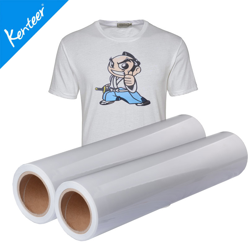 50cmx30m inkjet eco solvent heat transfer paper for dark T-shirt