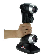 PRINCE775 handheld 3D laser scanner with Ultra-detail, the unique choice in 3D inspection