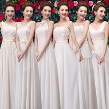 ZH1014A Top Fashion High Quality Bridesmaid Long Dresses
