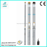 2 Inch Deep Well Submersible Water Pump 2 Inch Diameter Electric Pump
