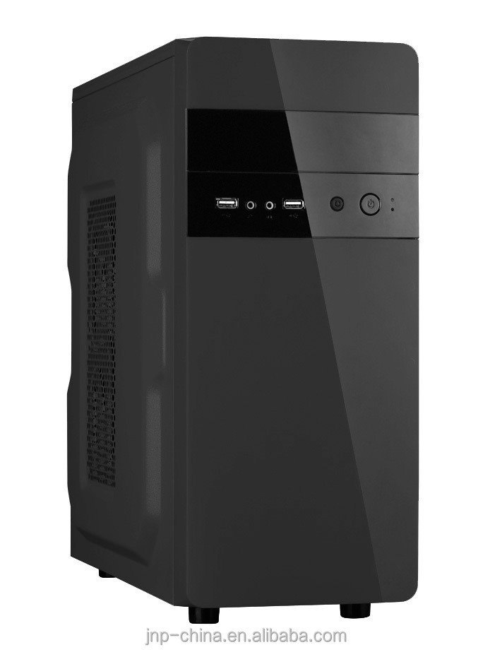 ATX Computer Desktop PC Case with Good Quality Power Supply