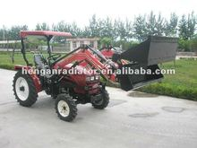 30HP Four Wheeled Tractor with Front End Loader