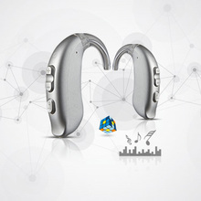 FDA Approval Hot-Selling Digital BTE Hearing Aid For USA Market