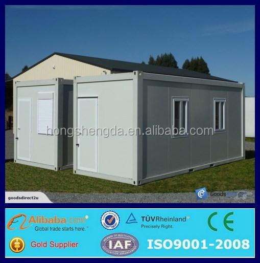 Modulo prefabbricata a basso costo contenitore di legno - Costo costruzione casa prefabbricata ...