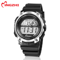 high quality plastic digital watch for sale