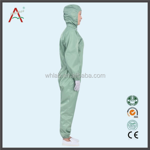 esd smock medical uniform chemical suit