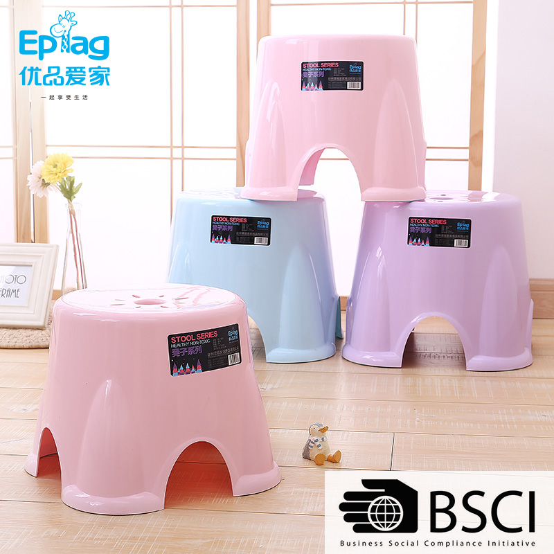 Top 10 save 5% free sample ecofriendly quality 1338 22*22 plastic stool chair