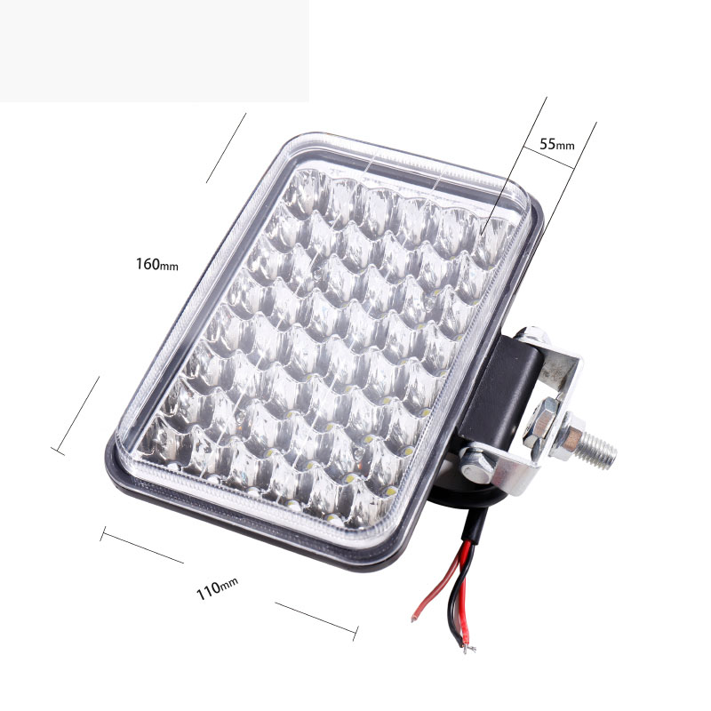 Wholesale Car Accessories Driving 48W 9 Inch Spotlight Flood Beam Truck <strong>Led</strong> Work <strong>Light</strong>