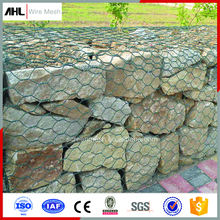 Wholesale Standard Hex Gabion Wire Mesh for Retaining Wall Stone Boxes Security Wire Mesh High Quality Staniless Steel Gabions