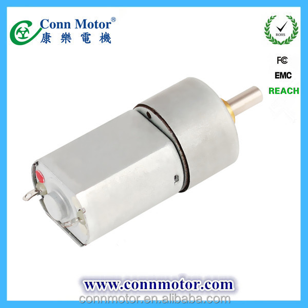 New latest battery operated 6 volt dc motor low rpm