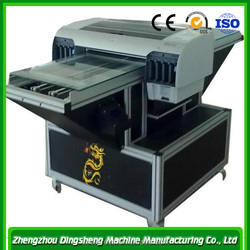 Universal wood comb printer wood mirror frame printing machine metal mirror printer