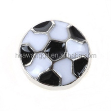 wholesale Soccer floating charm