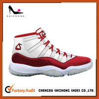 New Design Flexible Basketball Shoe for Men China Footwear Supplier