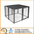 5 x 5 Ft Black Dog Kennel coverage Shade with Aluminum Grommets
